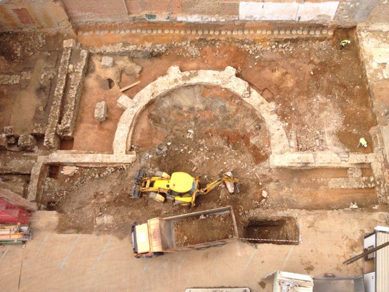 Imagen de Escabaciones Arqueologicas por Sustratal