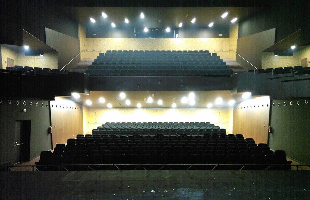 Imagen del Teatro por Sustratal