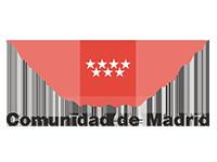logotipo de la comunidad madrid