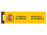 logotipo de ministerio de fomento